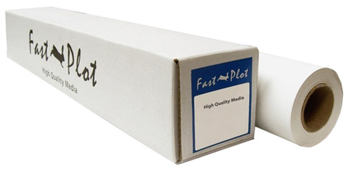 FastPlot Removable Self Adhesive Polypropylene 8mil WP 24x100