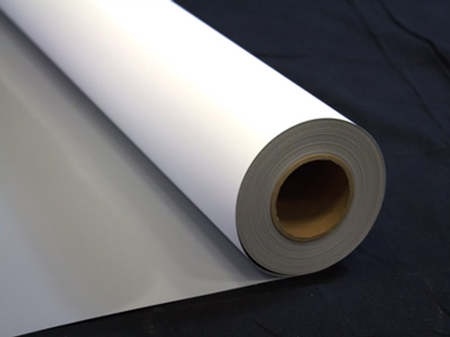 Polypropylene Banner w/ Gray Back 36 x 100