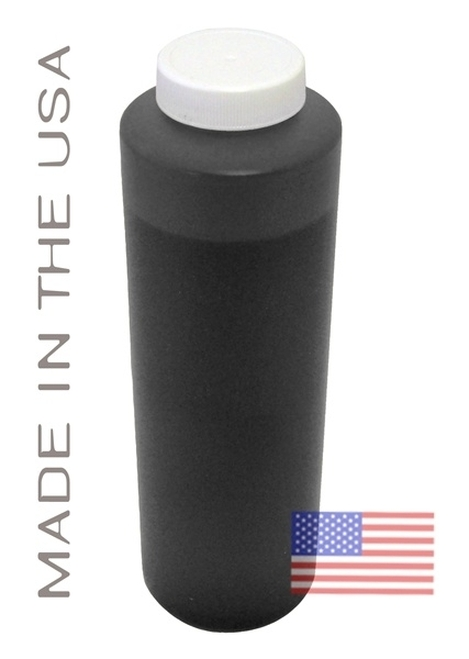 Bottle 454ml of Pigment Ink for use in Epson 7890, 9890 Photo Black made in the USA