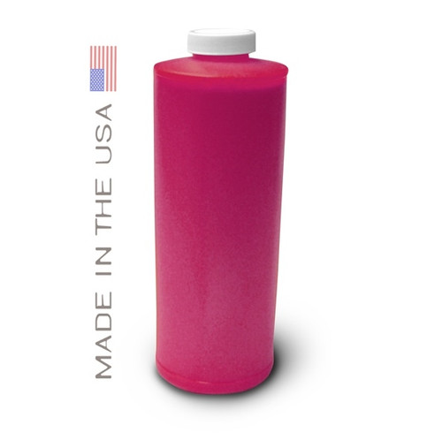 Bottle 1000ml of Eco Solvent Ink for use in Mimaki ES3 Light Magenta made in the USA