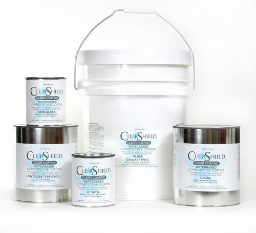 ClearShield For Liquid Laminators Matte  - 1 Gallon