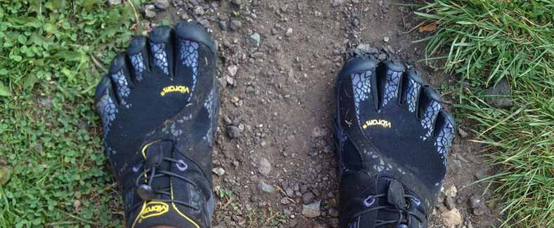 How To Wash The Smell Out Of Your Vibram FiveFingers