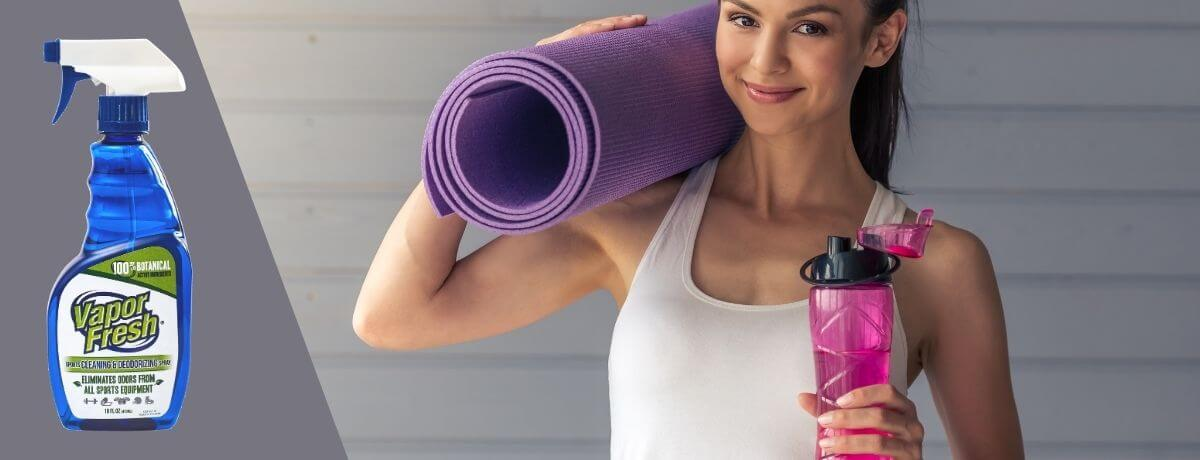 What To Look For In A Yoga Mat Cleaning Spray Vapor Fresh