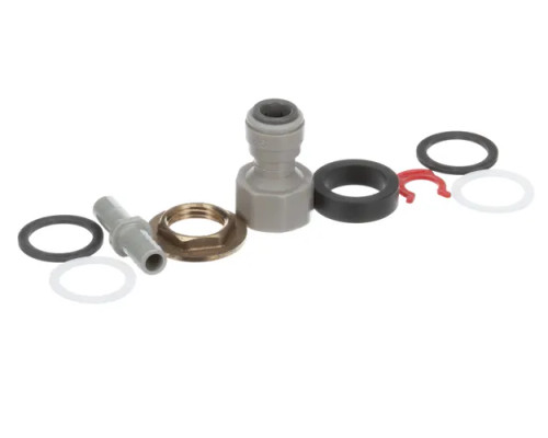Glass Rinser, Fittings Only, Parts Bag
