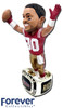 Jerry Rice (San Francisco 49ers) 1988 Super Bowl Championship Ring Base NFL Bobblehead Exclusive #/750