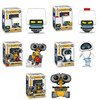 Wall-E Funko Pop! Complete Set (5) includes CHASE & Specialty (PRE-ORDER Ships January)
