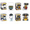 Wall-E Funko Pop! Complete Set (4) includes Specialty Series (PRE-ORDER Ships January)