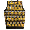 Pittsburgh Steelers Aztec NFL Ugly Sweater Vest