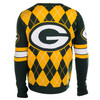 Green Bay Packers EXCLUSIVE NFL Argyle Sweater