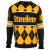 Pittsburgh Steelers EXCLUSIVE NFL Argyle Sweater