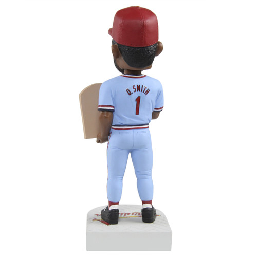 Ozzie Smith (St. Louis Cardinals) 2019 MLB Hall of Fame Bobblehead
