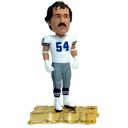 Randy White NFL 100 GOLD Exclusive Bobblehead #/100