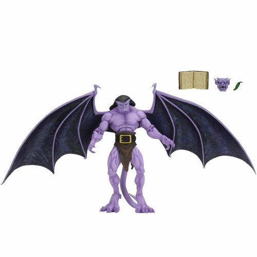 """Ultimate Goliath (Gargoyles) 7"""" Scale Action Figure by NECA (PRE-ORDER Ships September)"""