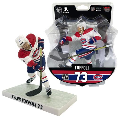 "Tyler Toffoli (Montreal Canadiens) 2021-22 NHL 6"" Figure (PRE-ORDER Ships November)"