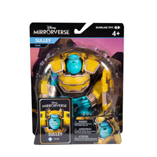 "Sulley (Disney Mirrorverse) McFarlane 5"" Wave 1 (PRE-ORDER Ships October)"