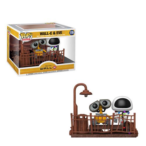 Wall-E (Wall-E & Eve) Funko Pop! Moment (PRE-ORDER Ships January)