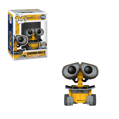 Charging Wall-E (Wall-E) Funko Pop! Specialty Series (PRE-ORDER Ships January)