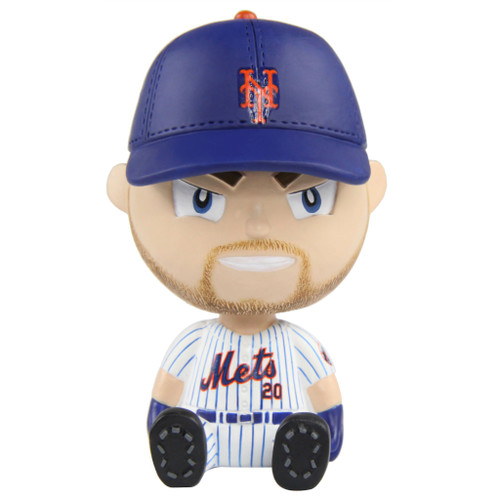 Pete Alonso (New York Mets) Mini Baby Bro Bobblehead by Foco