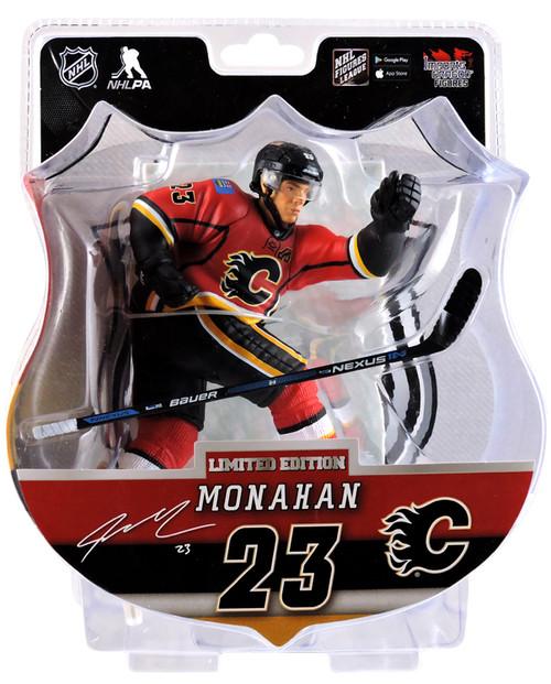 "Sean Monahan (Calgary Flames) 2016-17 NHL 6"" Figure Imports Dragon Wave 1"