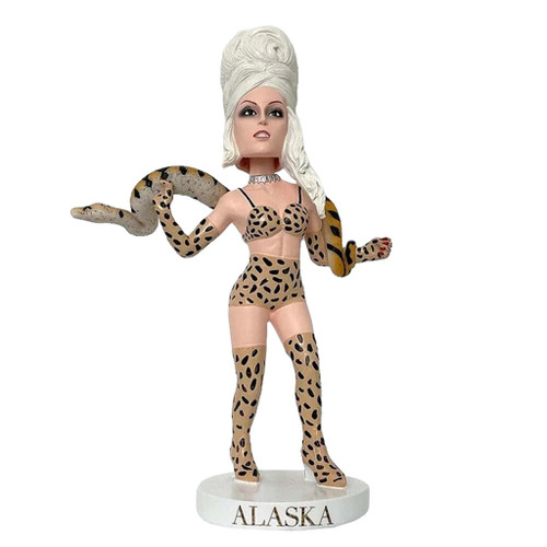 """Roxxy, Alaska, and Ginger (Drag Queen) 8"""" Bobblehead Doll Set (3) by Kollectico"""
