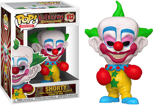 Shorty (Killer Klowns from Outer Space) Funko Pop! (PRE-ORDER Ships December)