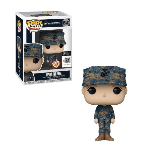 Marine (Cammies) Female 1 Funko Pop! Military Pops with Purpose (PRE-ORDER Ships November)