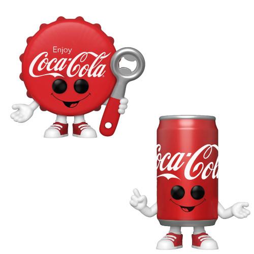 Funko 53061 POP Coke-Coca-Cola Can Multicolour