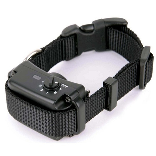 E-Collar BarkLess No Bark Collar