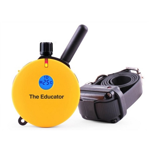 E-Collar Educator 3/4 Mile Remote Dog Trainer