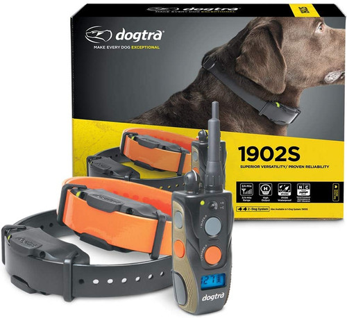 Dogtra 1902S 3/4 Mile Remote Trainer 2 Dog System