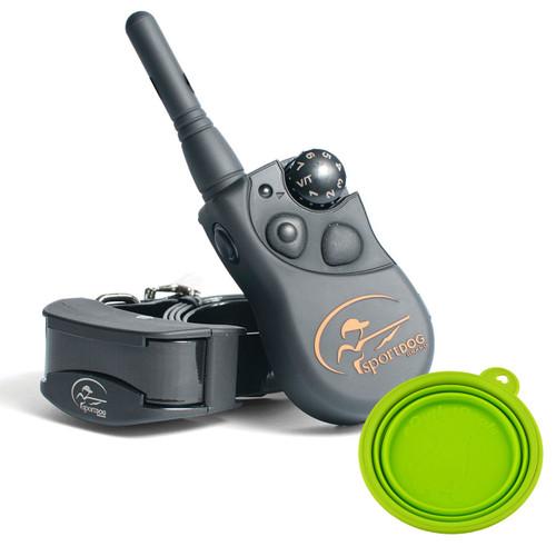 SportDog SD-425S Stubborn Training e-Collar + FREE Travel Bowl -500 Yards