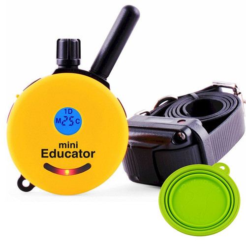 E-Collar Mini Educator 1/2 Mile Remote Dog Trainer