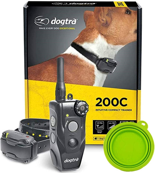 Dogtra E-Collar 200C / 202C Dog Training Collar System with Remote