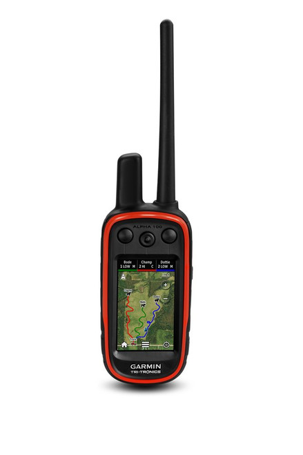 Garmin Alpha 100 Handheld GPS Multi-Dog Tracking & Training