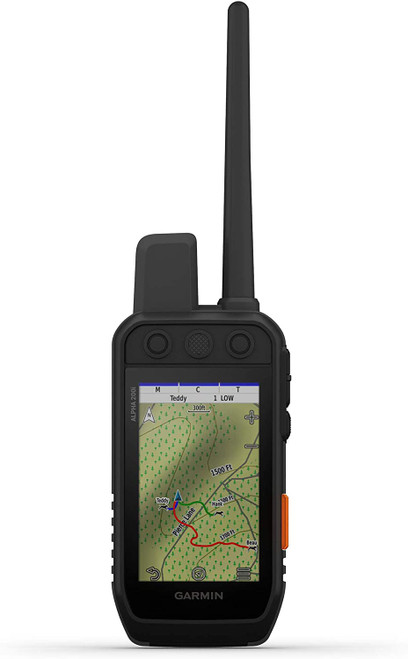 Garmin Alpha 200i Handheld GPS 010-02230-50 inReach Technology for TT15, T5 Mini, T5, T5 Mini