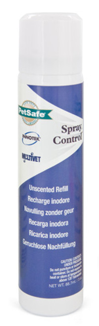 Petsafe PAC19-11883 Unscented Spray Refills