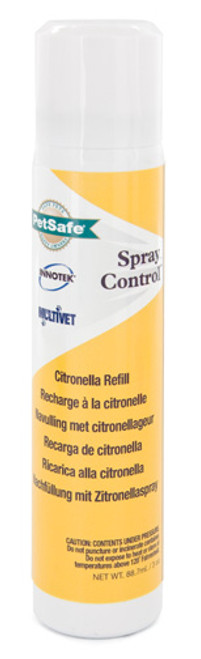Petsafe PAC19-12069 Citronella Spray Refill