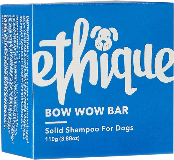 Ethique Dogs Solid Shampoo Bow Wow Bar 110g