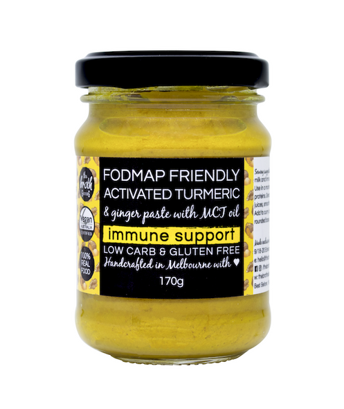 The Broth Sisters Turmeric & Ginger Paste 170g