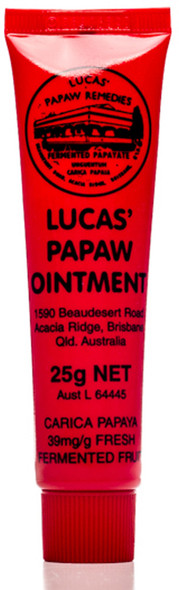 Lucas' Papaw Ointment 25g (Carton of 6)