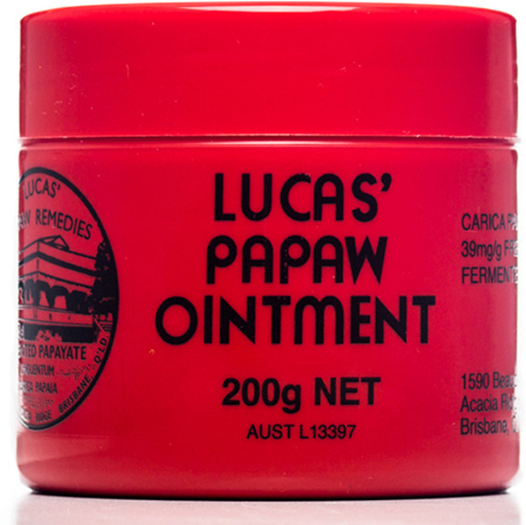 Lucas' Papaw Ointment 200g (Carton of 6)