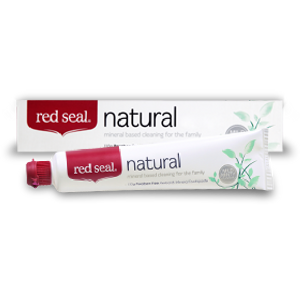 Red Seal Natural Toothpaste 110g (Carton of 12)