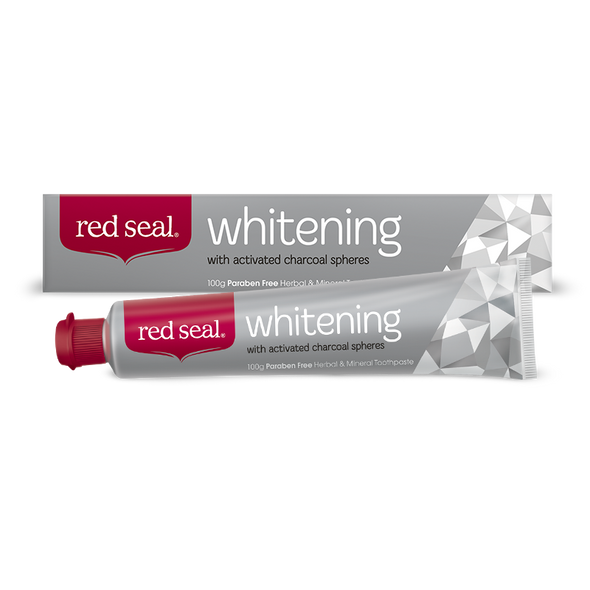 Red Seal Whitening Toothpaste 100g (Carton of 12)
