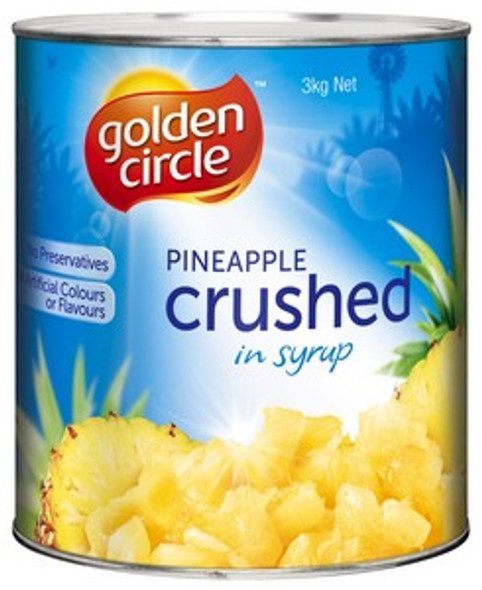 Golden Circle Pineapple Crushed A10 3Kg