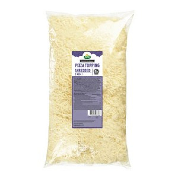 Arla Cheese Pizza Topping Shredded 6Kg (Carton of 2)