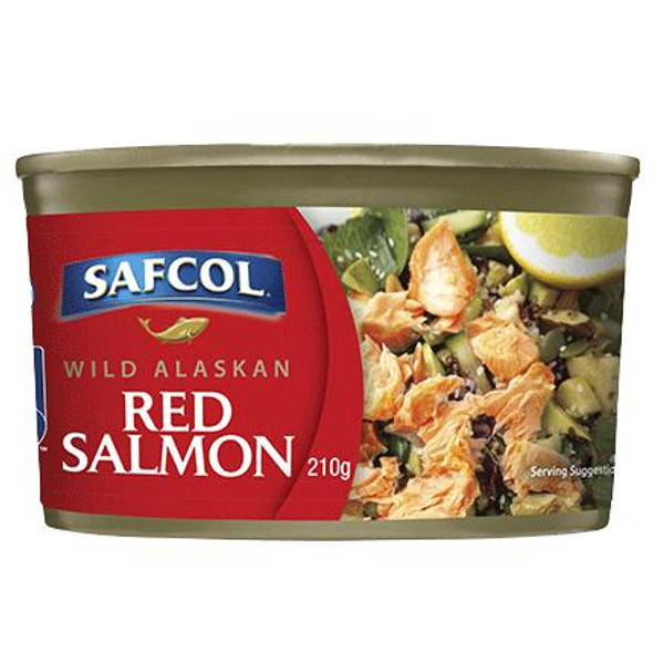 Safcol Salmon Red 210g
