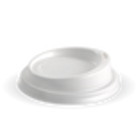 Tailored Lid To Suit 4Oz Single Wall Coffee Cup White 250g (Carton of 1000)
