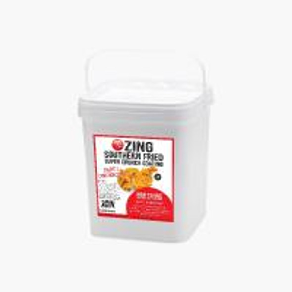 Colonel Peters Zing Southern Fried Coating Undercoat 10Kg