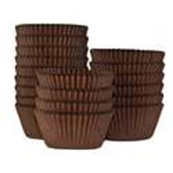 Alpen Muffin Cases Brown Large 175Mmx175Mm 150'S 250g