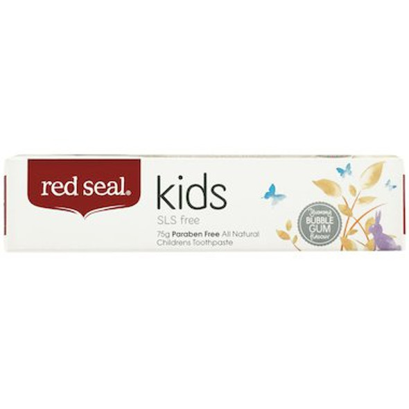 Red Seal Toothpaste Kids Natural  75g